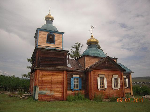Церковь Рождества Христова, Шивия