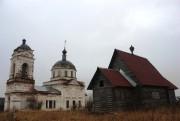 Часовня Царственных Страстотерпцев - Назарово - Лихославльский район - Тверская область