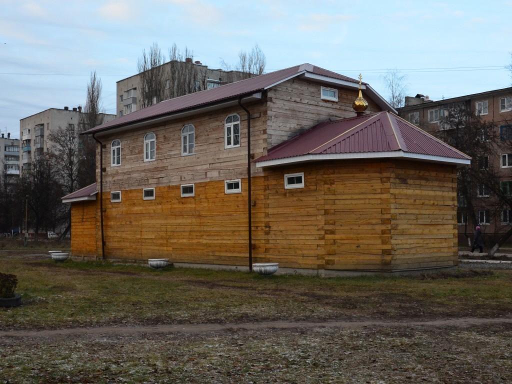 Церковь Собора Архистратига Михаила и прочих Сил бесплотных, Брянск