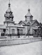 Церковь Петра, Алексия, Ионы и Филиппа, святителей Московских - Исилькуль - Исилькульский район - Омская область