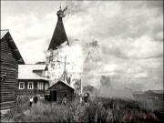Воскресения Христова, цекровь - Селецкий Погост - Холмогорский район - Архангельская область