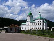 Сретенский женский монастырь - Батурино - Прибайкальский район - Республика Бурятия