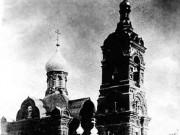 Церковь Василиска Мученика - Новая Быковка - Камешковский район - Владимирская область