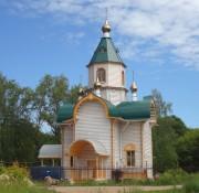 Церковь Иоакима и Анны - Гидроторф - Балахнинский район - Нижегородская область