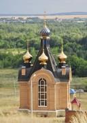 Покровка. Николаевский мужской монастырь. Церковь Рождества Иоанна Предтечи