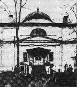 Церковь Троицы Живоначальной на Смоленском кладбище - Санкт-Петербург - Санкт-Петербург - г. Санкт-Петербург