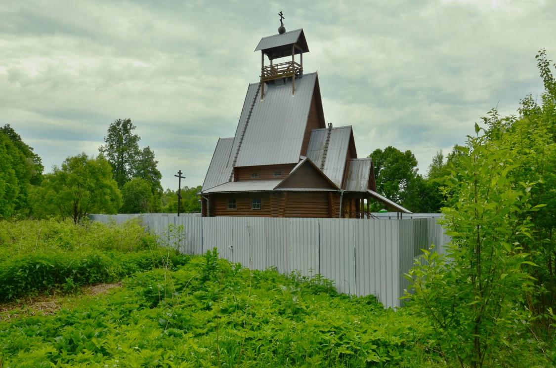 Церковь Андрея Первозванного, Дуркино