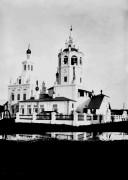 Церковь Спаса Нерукотворного Образа (старая) - Улан-Удэ - г. Улан-Удэ - Республика Бурятия