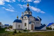 Улан-Удэ. Спаса Нерукотворного Образа (новая), церковь