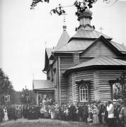 Никольский женский монастырь. Церковь Николая Чудотворца - Подлесово - Кстовский район - Нижегородская область