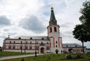 Иверский монастырь. Колокольня - Валдай - Валдайский район - Новгородская область