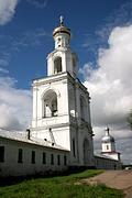 Юрьев мужской монастырь. Колокольня - Юрьев - г. Великий Новгород - Новгородская область