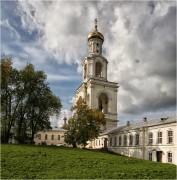 Юрьев. Юрьев мужской монастырь. Колокольня