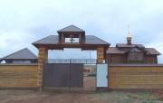 Покровка. Николаевский мужской монастырь. Церковь Серафима Саровского в келейном корпусе