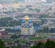 Кафедральный собор Рождества Христова - Южно-Сахалинск - г. Южно-Сахалинск - Сахалинская область