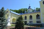Веверицкий Скорбященский монастырь - Веверица - Унгенский район - Молдова