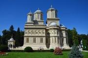 Арджешский Успенский монастырь - Куртя-де-Арджеш - Арджеш - Румыния