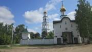 Верхняя Курья. Богоявленский мужской монастырь. Неизвестная часовня