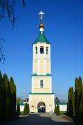 Макаровка. Иоанно-Богословский Макаровский мужской монастырь. Колокольня