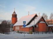 Кафедральный собор Троицы Живоначальной - Оулу - Северная Остроботния - Финляндия
