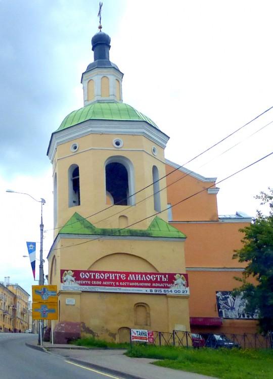 Троицкий монастырь. Колокольня, Смоленск