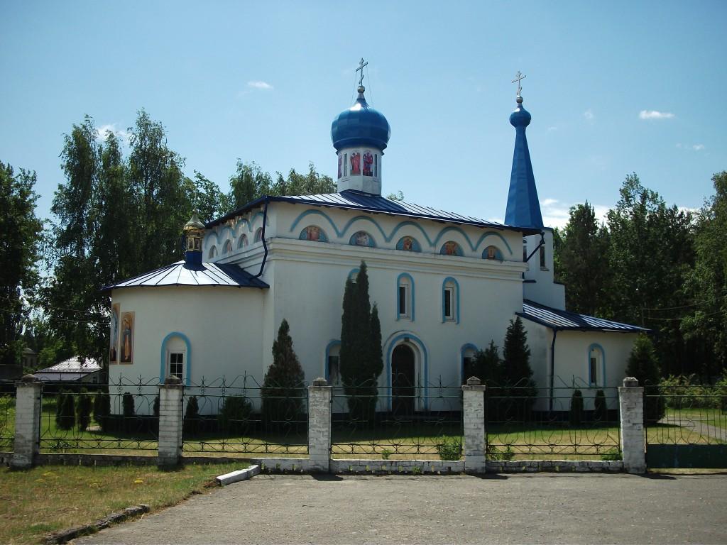 Церковь Благовещения Пресвятой Богородицы, Светлый