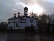 Взморье. Троицы Живоначальной, церковь