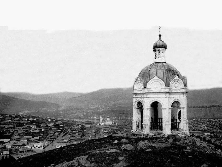 Часовня Александра Невского на Бутыловской горе, Златоуст