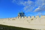 Церковь Александра Невского - Наследницкий - Брединский район - Челябинская область