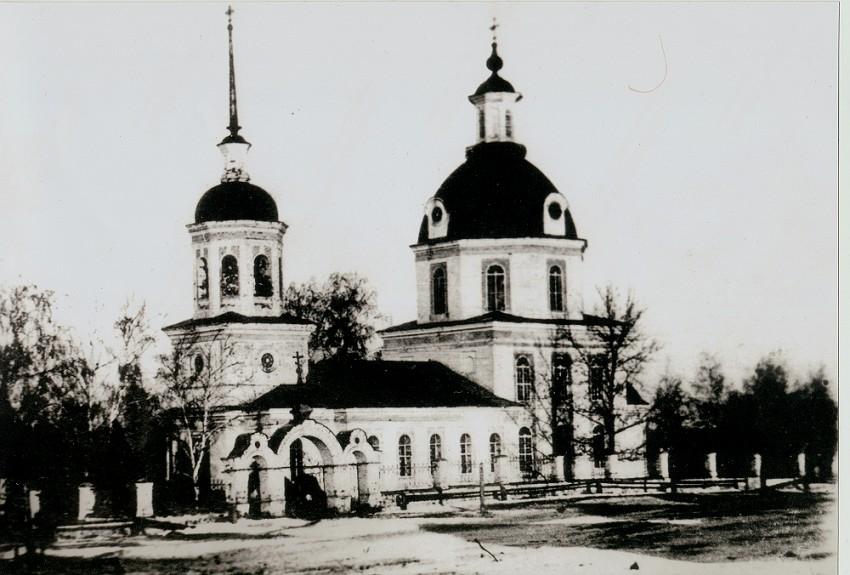 Церковь Петра и Павла, Юледур
