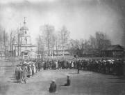Церковь Богоявления Господня - Русские Шои - Куженерский район - Республика Марий Эл