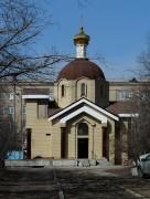 Церковь Димитрия Донского - Челябинск - г. Челябинск - Челябинская область