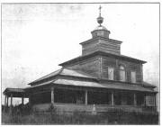 Церковь Серафима Саровского - Токтамыж - Сернурский район - Республика Марий Эл