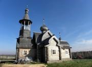 Церковь Самона Едесского - Муя - Кировский район - Ленинградская область