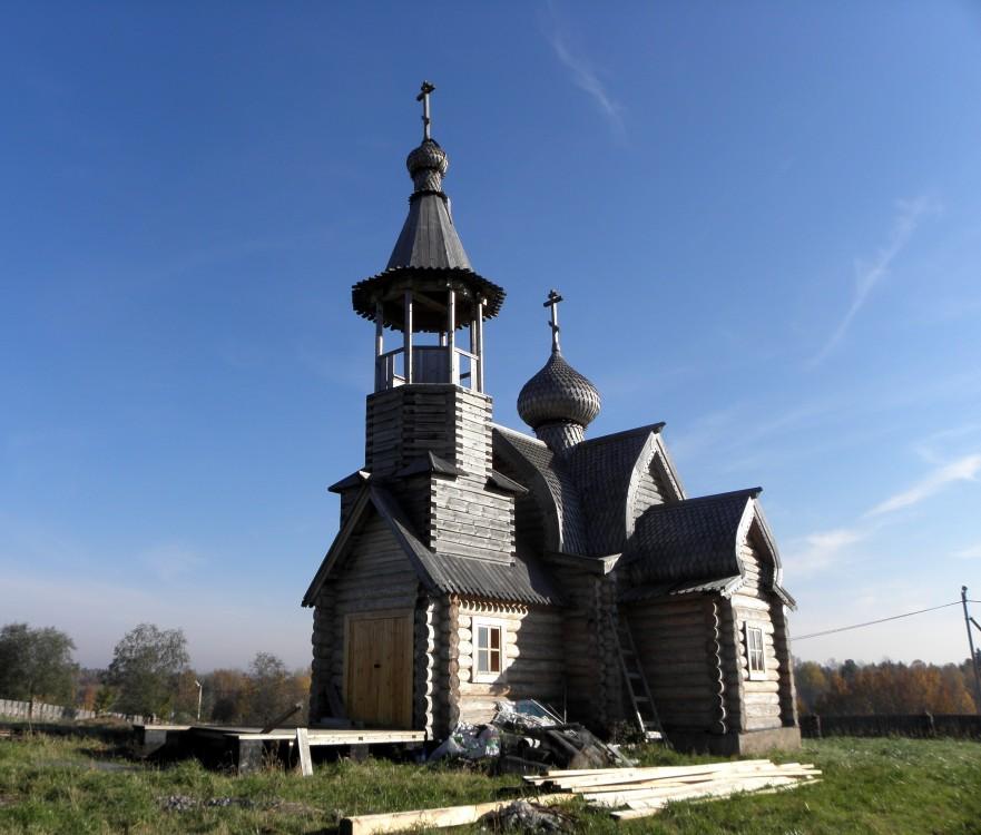Церковь Самона Едесского, Муя