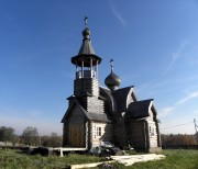Муя. Самона Едесского, церковь