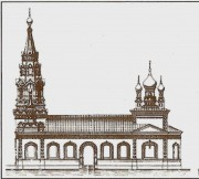 Церковь Николая Чудотворца в Старом Коптеве - Москва - Северный административный округ (САО) - г. Москва