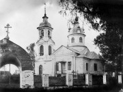 Церковь Грузинской иконы Божией Матери - Фролы, урочище - Галичский район - Костромская область