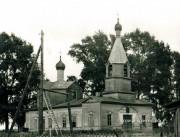 Церковь Троицы Живоначальной - Монастырщина - Оричевский район - Кировская область