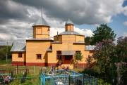 Церковь Николая Чудотворца - Полново - Демянский район - Новгородская область