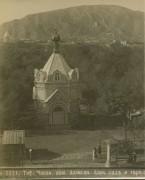 Тбилиси. Александра Невского в Александровском саду, часовня