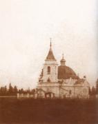 Церковь Николая Чудотворца - Пабережский погост (Фалёво) - Плесецкий район и г. Мирный - Архангельская область