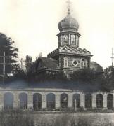 Церковь Воскресения Христова - Лесьна-Подляска - Люблинское воеводство - Польша