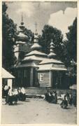 Церковь Михаила Архангела - Высова-Здруй - Малопольское воеводство - Польша