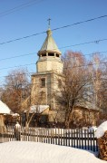 Церковь Сергия Радонежского - Микварово - Кильмезский район - Кировская область
