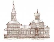 Церковь Сергия Радонежского - Плесецк - Плесецкий район и г. Мирный - Архангельская область