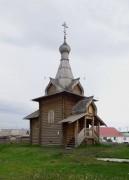 Церковь Александра Невского - Большеречье - Большереческий район - Омская область