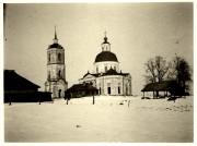 Церковь Спаса Нерукотворного Образа - Митьково - Вяземский район - Смоленская область