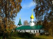 Церковь Симеона Верхотурского - Шахта - Тогучинский район - Новосибирская область
