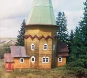 Церковь Спаса Преображения (деревянная) - Пидьма - Подпорожский район - Ленинградская область